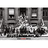 "Art Kane A Great Day in Harlem Jazz Portrait 1958 Art Print Poster, 24""x35"""