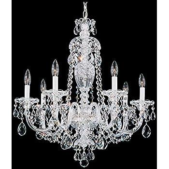 jasmine swarorski round parts schoenberg swarovsky crystal lighting chandelier light swarovski schonbek lampen sconces arlington pendant swing wall chandeliers sconce