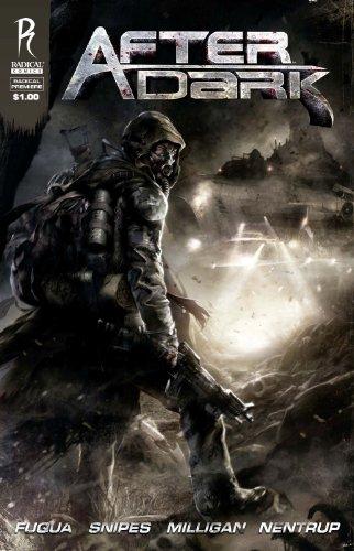 After Dark #0 (Wesley Snipes)