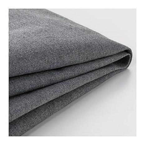 Astounding Ikea Klippan Sofabezug Fur 2Er Sofa Vissle Grau Bralicious Painted Fabric Chair Ideas Braliciousco