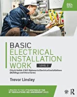 Basic Electrical Installation Work, 8th Edition Front Cover