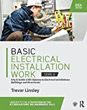 Basic Electrical Installation Work 2365 Edition, 8th ed