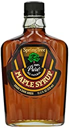 Spring Tree Pure Maple Syrup, 12.5 oz