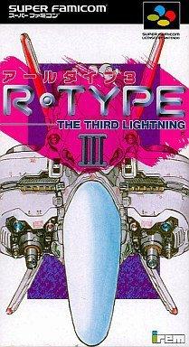 R-Type III: The Third Lightning, Super Famicom Japanese Import (Super NES)