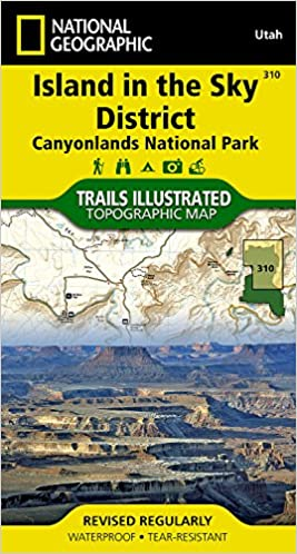 Island in the sky district canyonlands national park national canyonlands national park national geographic trails illustrated map national geographic maps trails illustrated 9781566954600 amazon books gumiabroncs Gallery