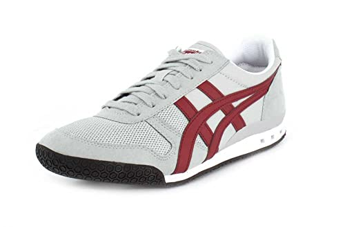 Onitsuka Tiger Mens Ultimate 81 Grey Size: 6.5 Women/5 Men M US