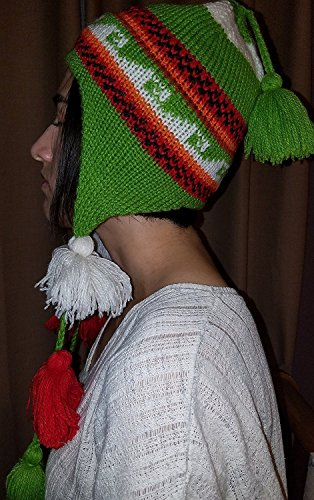 Chullo large Hat Adults Aspenandes