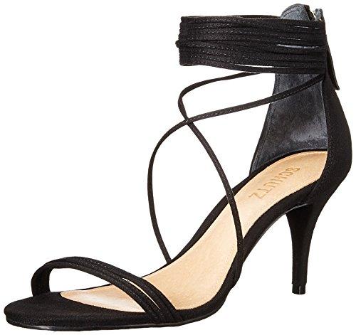 Black Women's Sandal Dress Violita Schutz 861qxAw4v