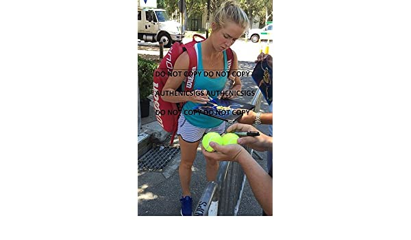 Elina Svitolina Hand Signed 8x10 Picturegraph Autograph a at Amazons Sports Collectibles Store