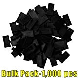 Bulk Dominoes plastic Black Bulk Pack 1,000pcs
