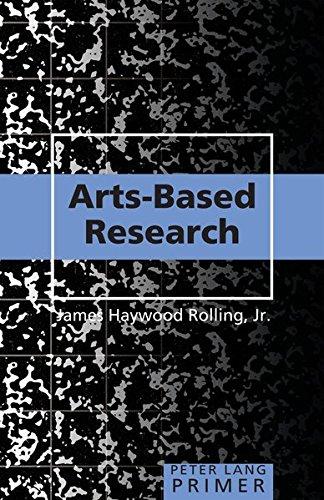 Arts-Based Research Primer (Peter Lang Primer)