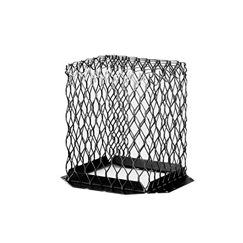 Hy C Galvanized Chimney Cap - 5