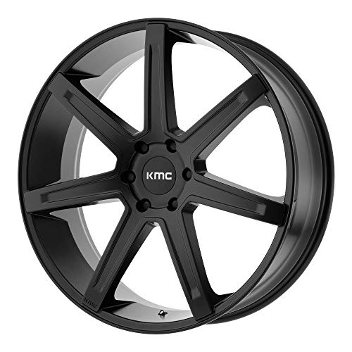 KMC REVERT SATIN BLACK REVERT 24x9.5 6x135.00 SATIN BLACK  W