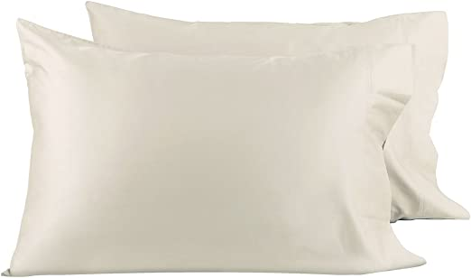 2 Pack 600 TC Pillow Case 100/% Long Staple Combed Cotton Pillowcases Covers