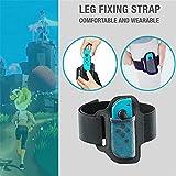 AGENI Ring Fit Adventure, Ring-Con Grips & Leg
