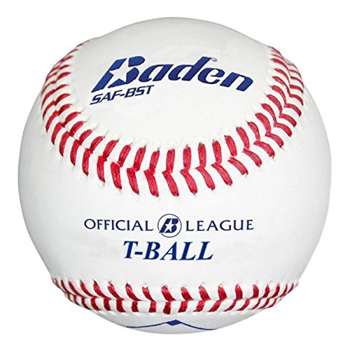 Baden T-Ball Safety Baseball (One Dozen) by Baden