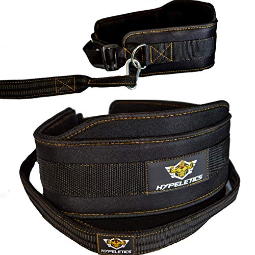 Hypeletics Weight Lifting Dip Belt