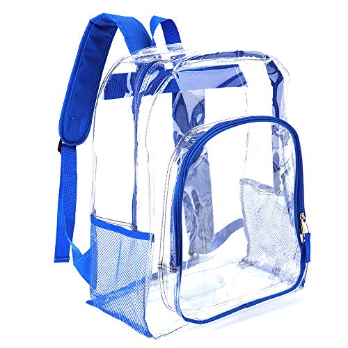 clear book bags for kids
