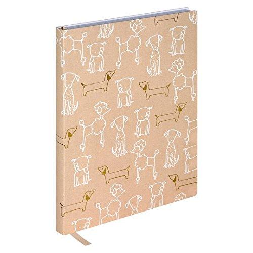 Cartoon Dogs Lined Journal Notebook 6