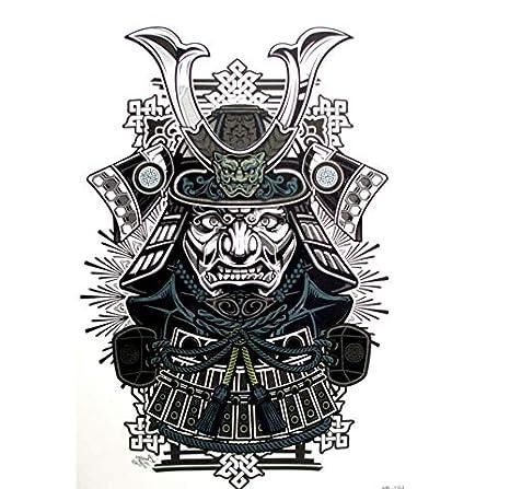 ruofengpuzi 4Pcs Fresco Atractivo Guerrero Samurai Japonés del ...