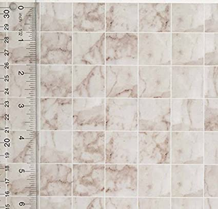 photograph about Miniature Dollhouse Printable Floors identified as dollhouse Miniature Sq. White Marble Tile Ground