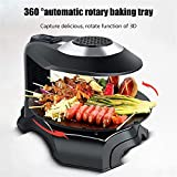 S SMAUTOP Electric Smokeless Grill 1400W Electric