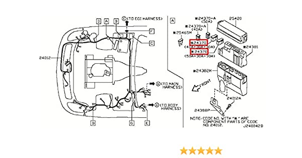 28 2003 Infiniti G35 Fuse Box Diagram