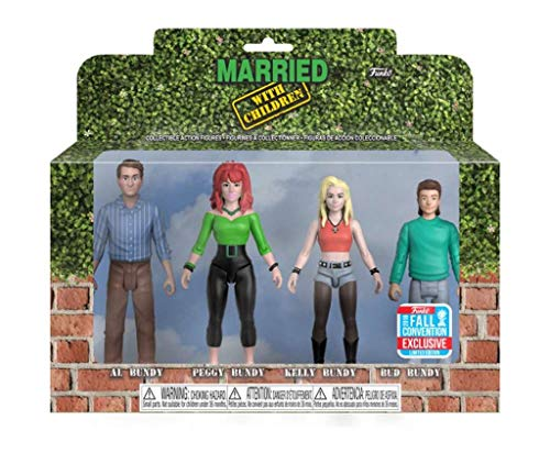 Action Pop (POP! Married with Children Action Figure 4 Pack NYCC Exclusive)