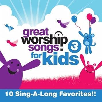 Top ten praise and worship songs