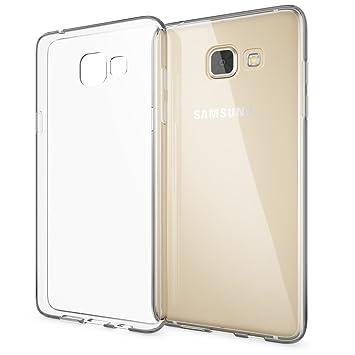 NALIA Funda Carcasa Compatible con Samsung Galaxy A5 2016, Protectora Movil Silicona Ultra-Fina Gel Cubierta Estuche, Goma Bumper Phone Cover ...