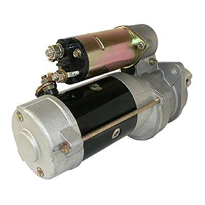 DB Electrical SNK0014 Starter for Cummins Engines - Marine 6BT 5.9L 90-On/Samsung Excavators SE130 92-98 Cummins 3.9 Diesel/Timberjack Feller Bunchers 608 95-On /3675204RX, 3918377, 3926932: Automotive