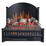 Cheap Pleasant Hearth Electric Insert with Heater
