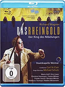Richard Wagner - Das Rheingold [Blu-ray] [Alemania]