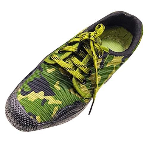 HEETEY Die Liberation-Schuhe für Herren tragen rutschfeste Sicherheitsschuhe mit niedrigem Schaft Liberation Schuhe Abriebfeste rutschfeste Low-Top-Sicherheitsschuhe Wanderschuhe Trainers Schuhe