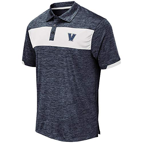 (Mens Villanova Wildcats Nelson Polo Shirt - M)
