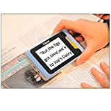 Ecare Handheld Video Magnifier