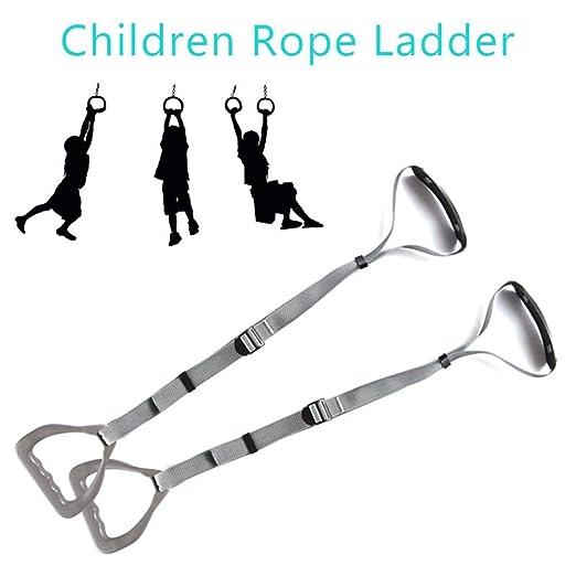 Anillos de gimnasia para niños, anillos de trapecio para ...
