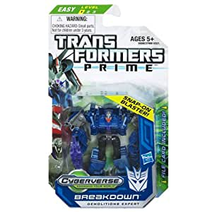 Amazon.com: Transformers Prime Cyberverse Legion Action ...