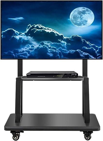 Staffa Porta Tv Plasma.Supporto Tv Staffa Porta Tv Porta Tv Portatile For Plasma Da 32 A 75 Lcd Led Amazon It Elettronica