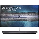 "LG SIGNATURE OLED65W9PUA Alexa Built-in  W9 65"" 4K Ultra HD Smart OLED TV (2019)"