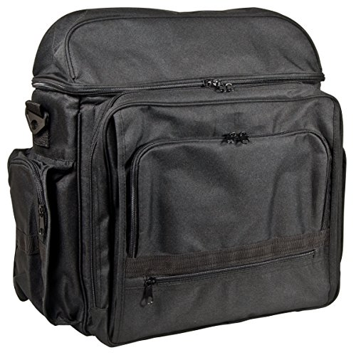 Heritage Arts PACK-C Traveler Artist Backpack (Black) by Heritage Arts