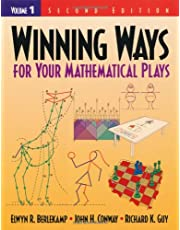 Winning Ways for Your Mathematical Plays, Vol. 1