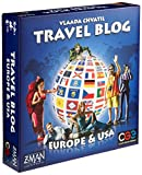 ZMG7071 Travel Blog Board Game Zman Games  Some people love to travel. Others love to read about traveling. Imagine an Internet magazine designed to bring these people together. Would you like to join ranks of their travelbloggers?  Travel Blog is a ...