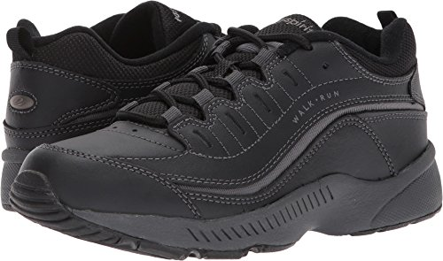 - Easy Spirit Women's Roadrun Black Multi 9 D US