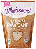 Wholesome Sweeteners Raw Fair Trade Certified Sugar Cane, 24 oz