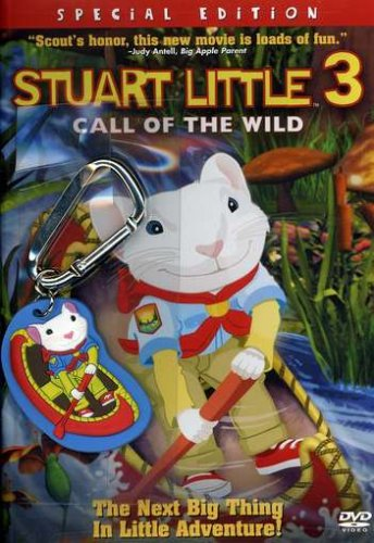 Amazon Com Stuart Little 3 Call Of The Wild Audu Paden Lucy Fisher Leslie Hough Steven Wendland Douglas Wick Mainframe Entertainment Inc Movies Tv