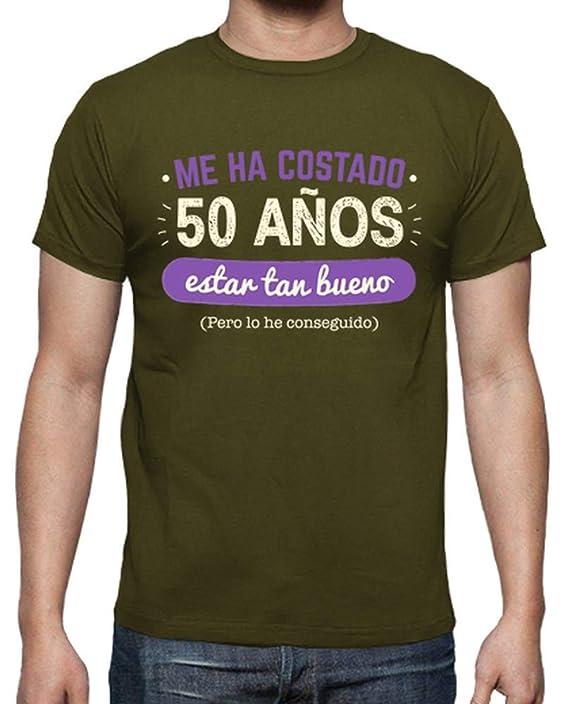 latostadora Camiseta 50 Años para Estar Tan Bueno, 1968 - Camiseta Hombre clásica