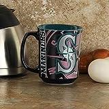 The Memory Company MLB Seattle Mariners Reflective Mug, One Size, Multicolor