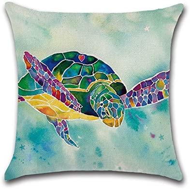 Decorbox Watercolor Decorative Slipcover Pillowcase product image