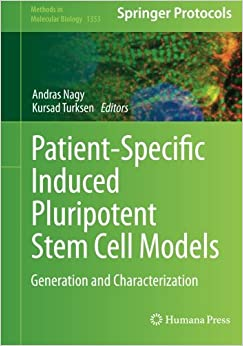 Book Patient-Specific Induced Pluripotent Stem Cell Models: Generation and Characterization